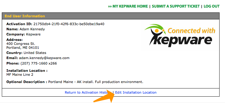 Make My Kepware Your Licensing Resource