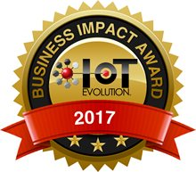 IoT Evolution Business Impact Award