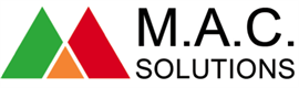 M.A.C. Solutions logo
